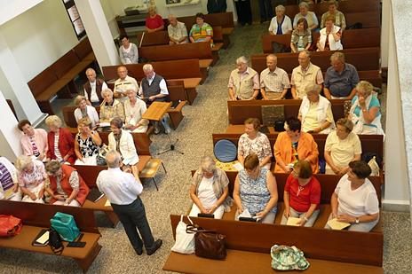 Seniorenchor in Stralsund